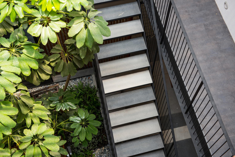 别墅室外楼梯图片大全