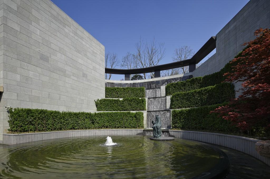 绿地国际会议中心景观设计